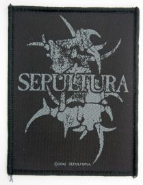 Sepultura - 'Logo' Woven Patch